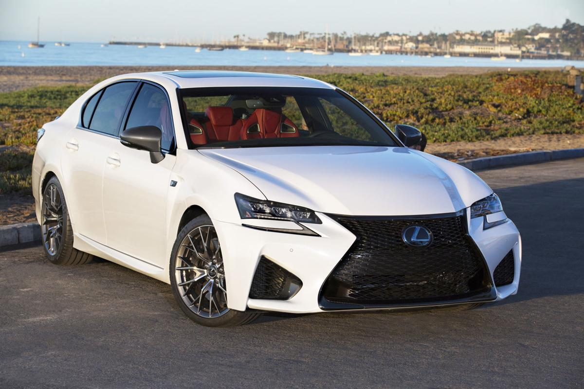 Lexus Gs Among World S Fastest Sedans Cars Nwitimes Com