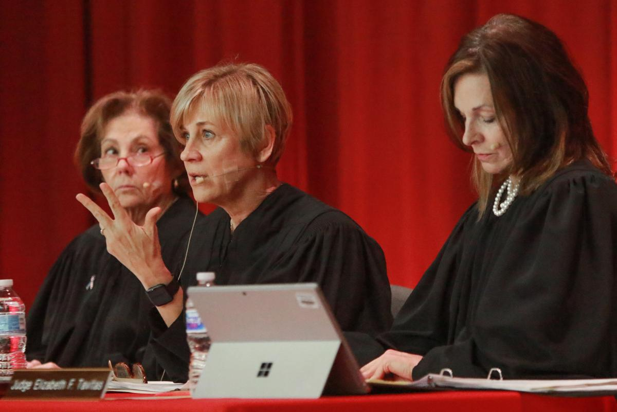 Indiana Court of Appeals oral arguments