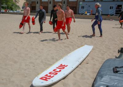 Lifeguards stock
