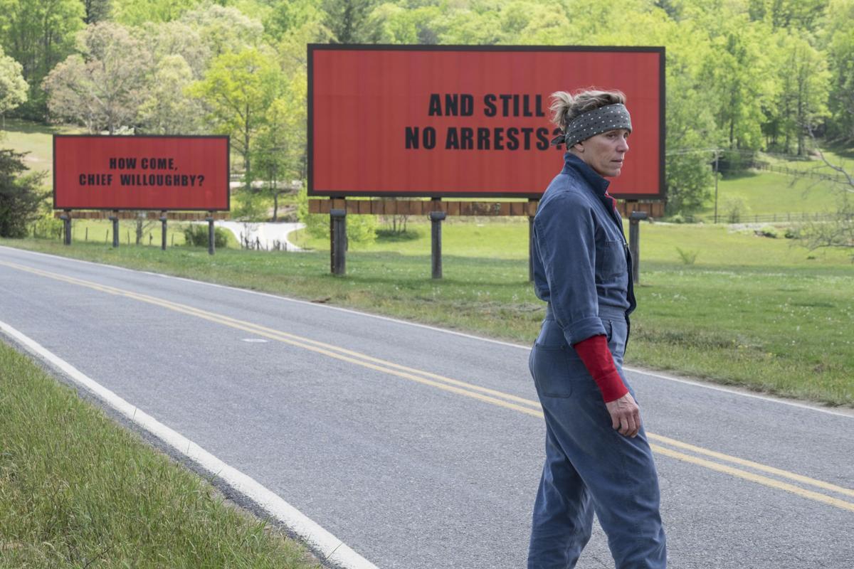 Film Review Three Billboards Outside Ebbing Missouri
