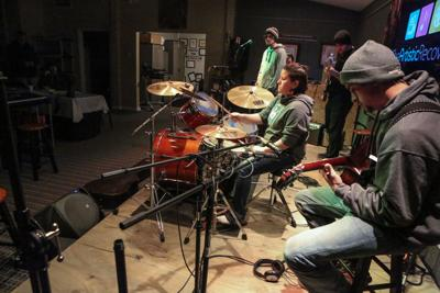 Music therapy at Frontline Foundations