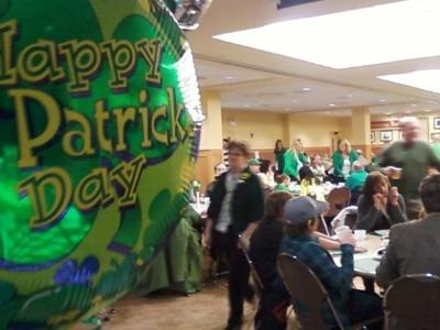 Region Catholics can eat corned beef on St. Patrick's Day