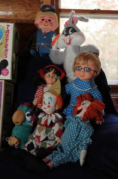 Demotte Doll Doctor Restores Voices To Pull String