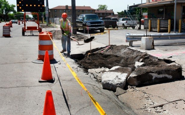 Local officials wonder: Is Major Moves out of gas?