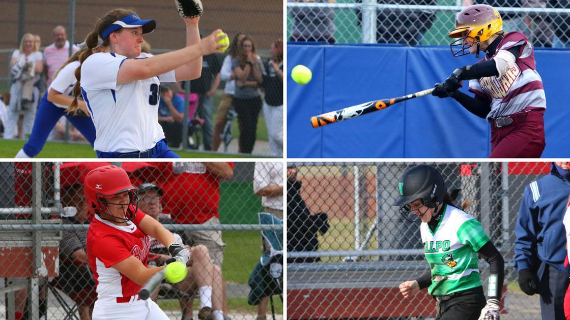 Slideshow: Scouting the 2018 Times all-area softball team | NWI