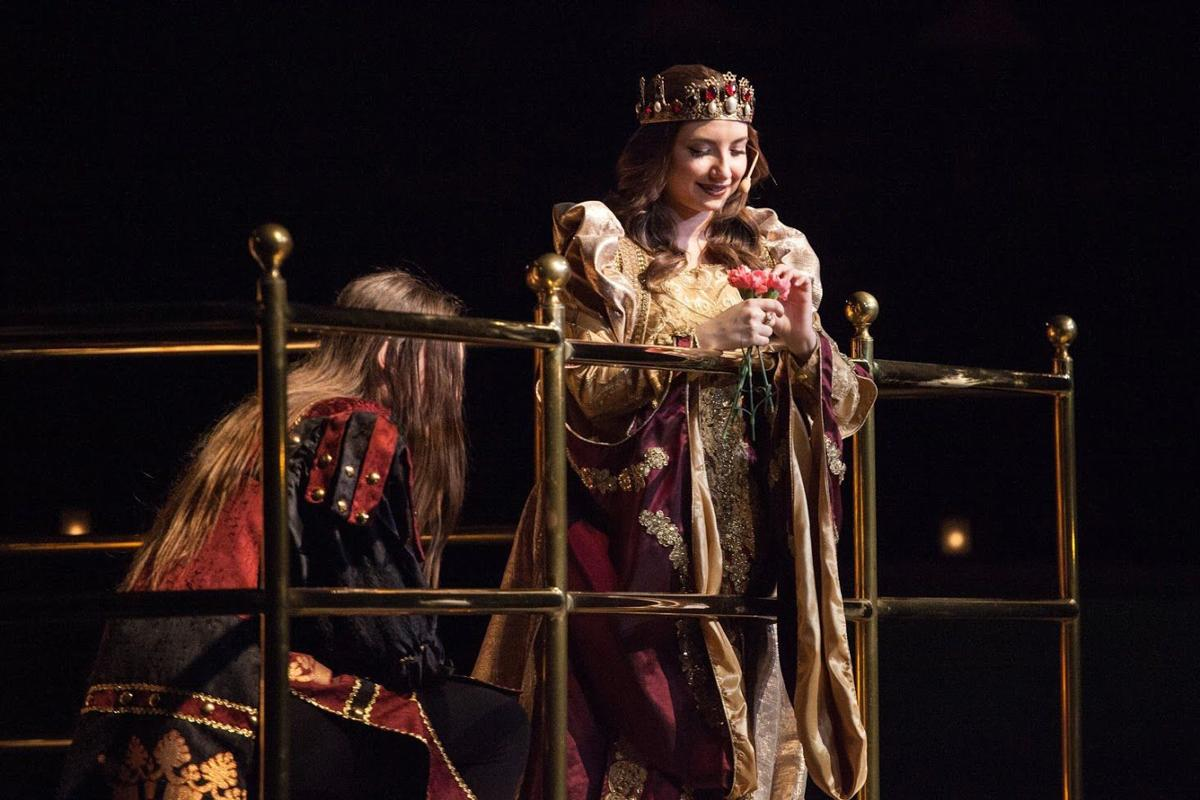 Hail To The Queen: The Head Of Medieval Times' Court Is A