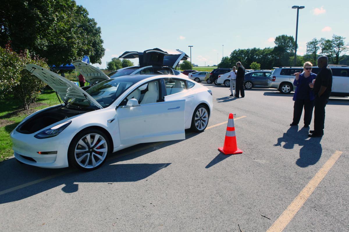 Electric Cars At Nirpc