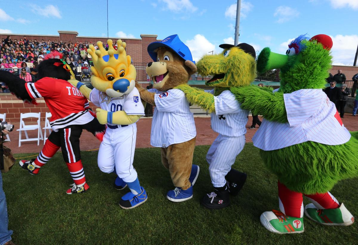 Mascot Hall of Fame breaks ground