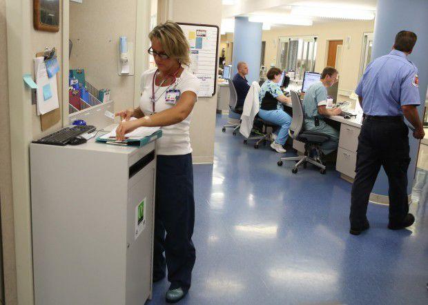 Emergency rooms