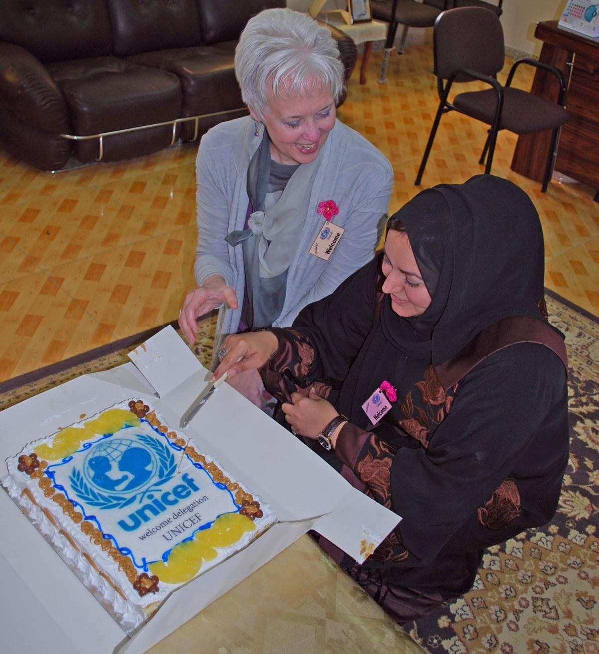 VU professor on mission to help children in Oman