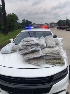 Police: 30 pounds of marijuana found after trooper stopped man for speeding