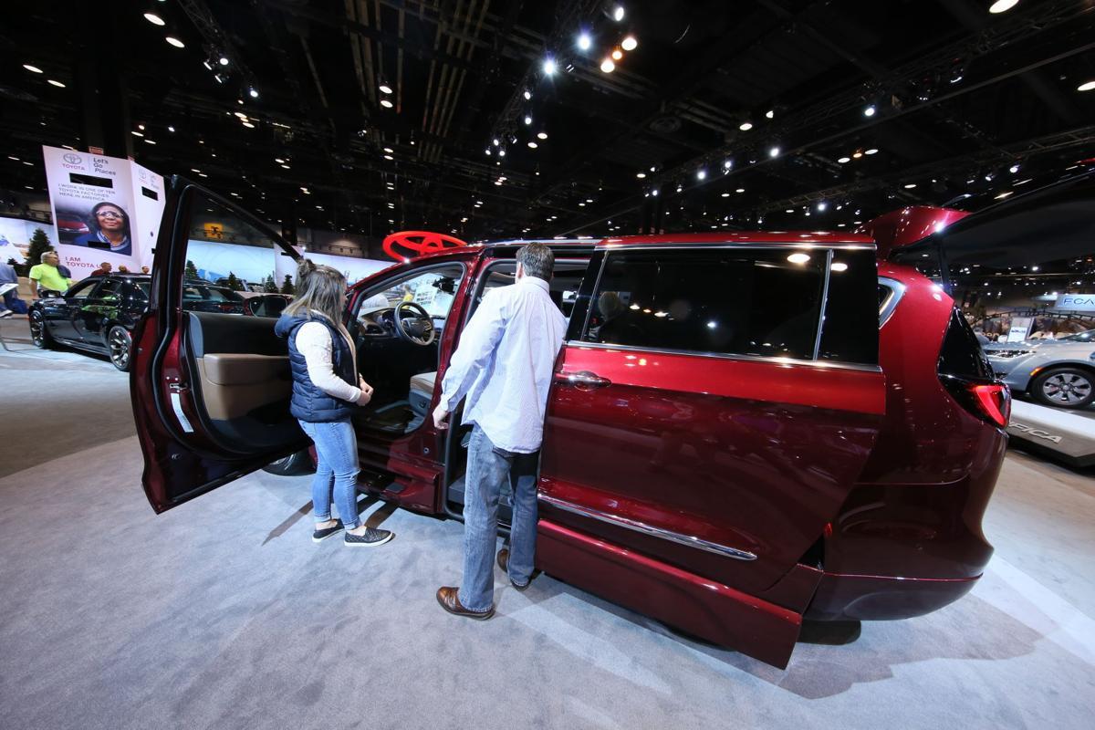 BraunaAbility Chrysler Pacifica