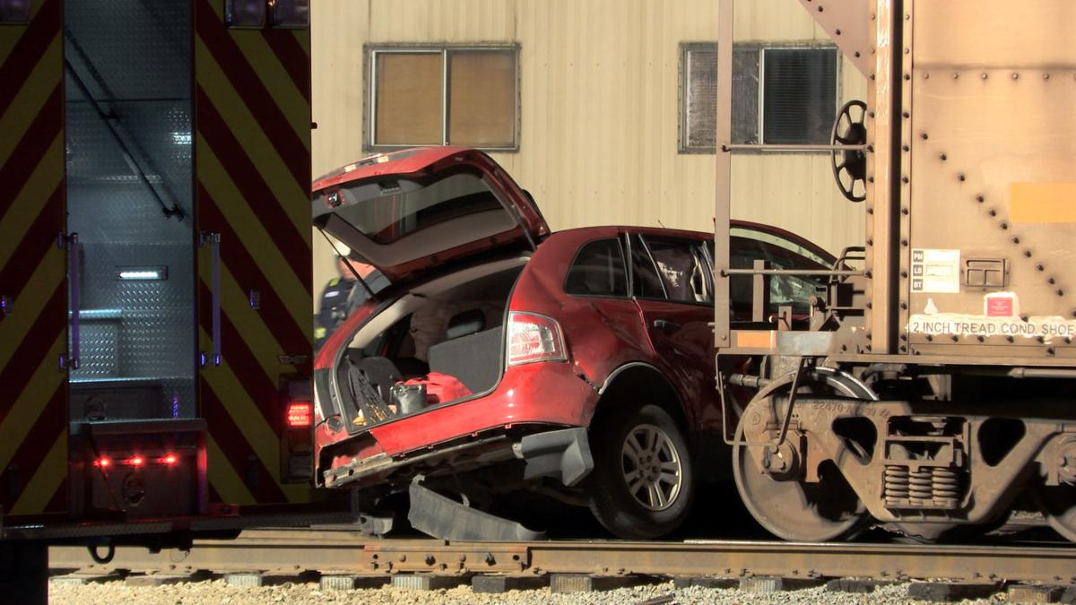 UPDATE: Driver killed in crash involving train near BP Refinery, coroner says