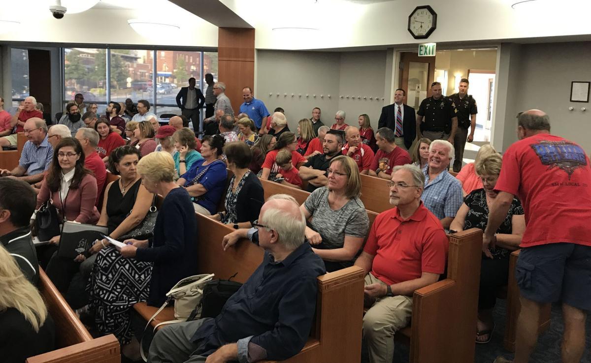Porter County Council