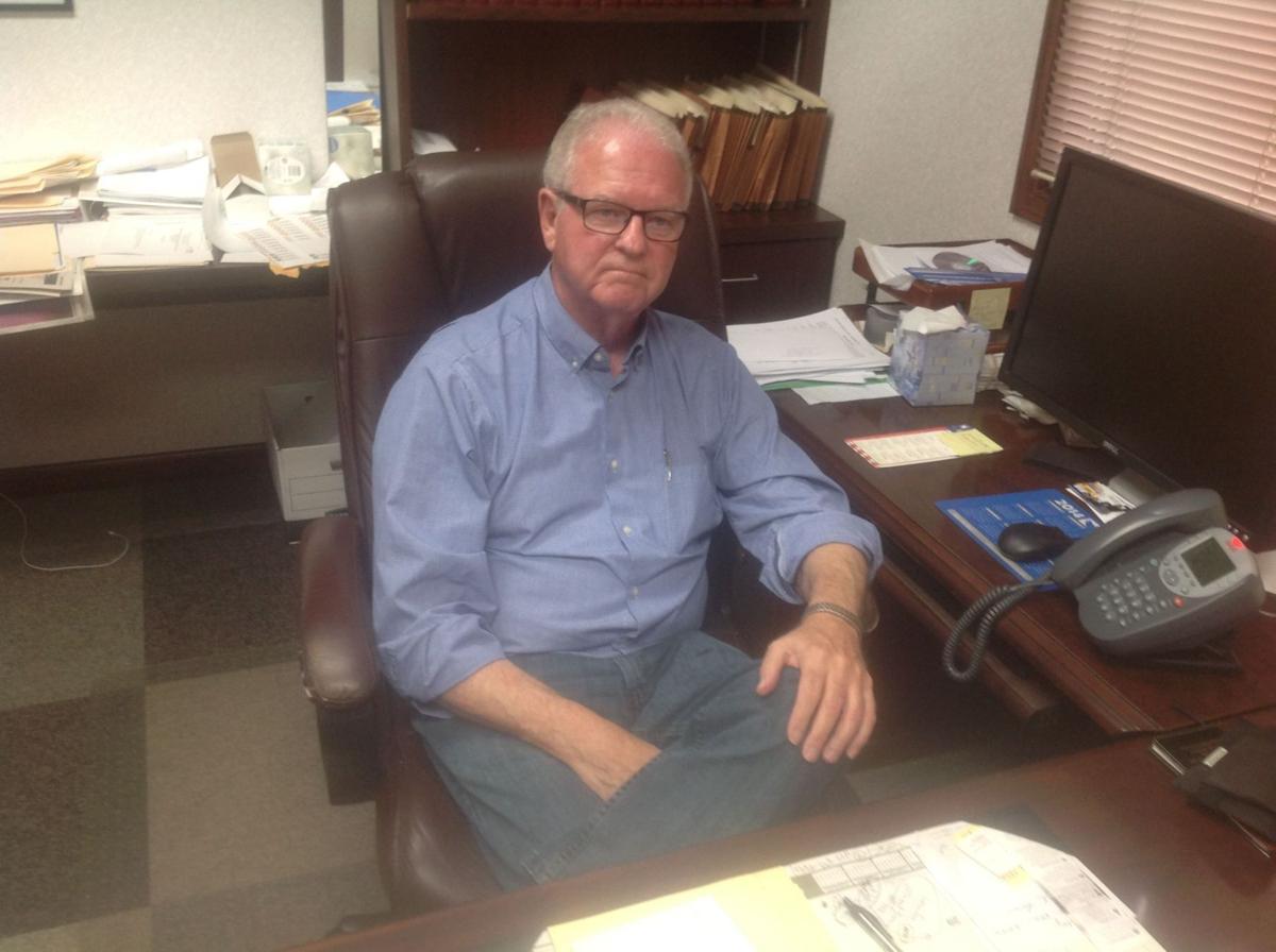 Rensselaer mayor Stephen A. Wood