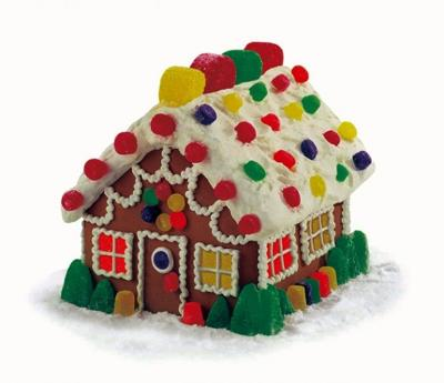 Building A Better Gingerbread House Food And Cooking Nwitimes Com