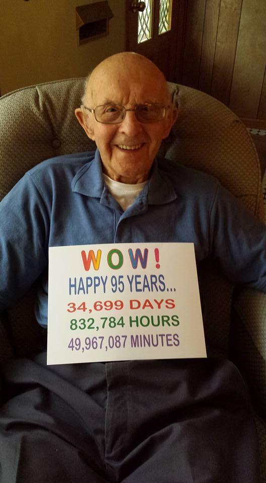 Happy 95th birthday!