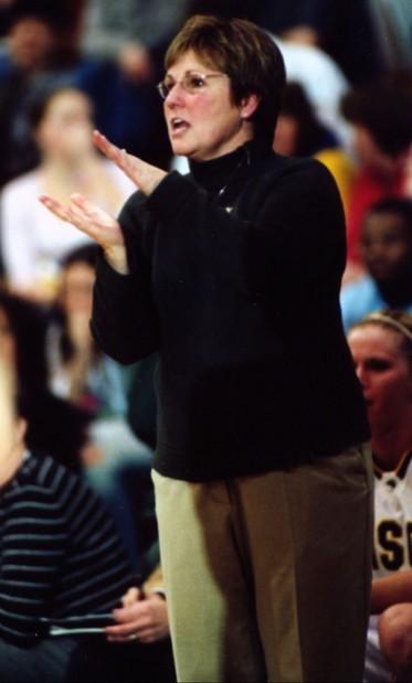 Amy Ruley coaching