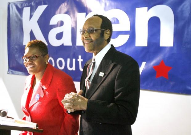 Clay endorses Freeman-Wilson for Gary mayor