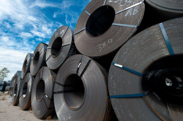 Steel companies send letter to president asking for tariffs