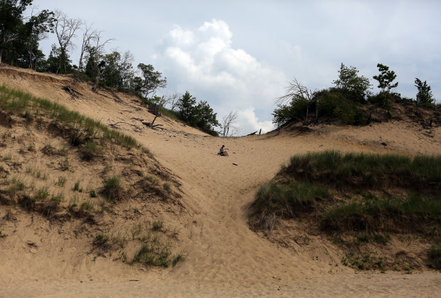 THE SOUTH SHORE IN 100 OBJECTS, Day 1: The dunes
