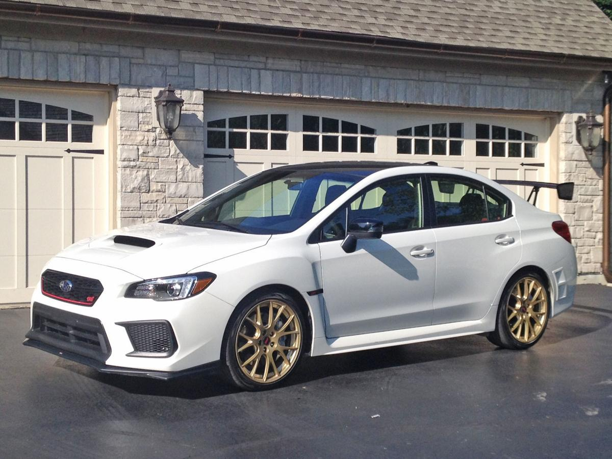 Subaru Sti Flexes New Type Of Muscle Northwest Indiana Business