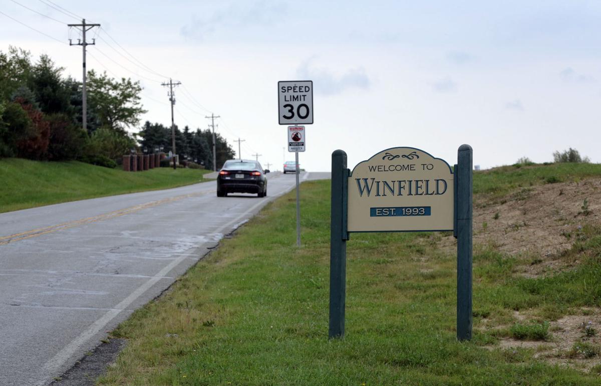Winfield stock