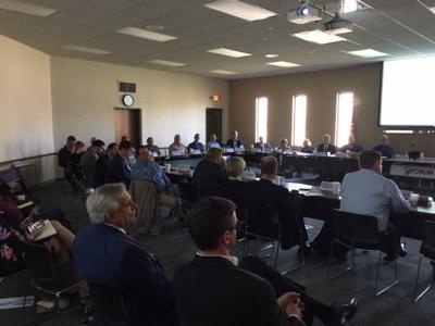 Nearly 50 Region business leaders contribute to new economic development blueprint