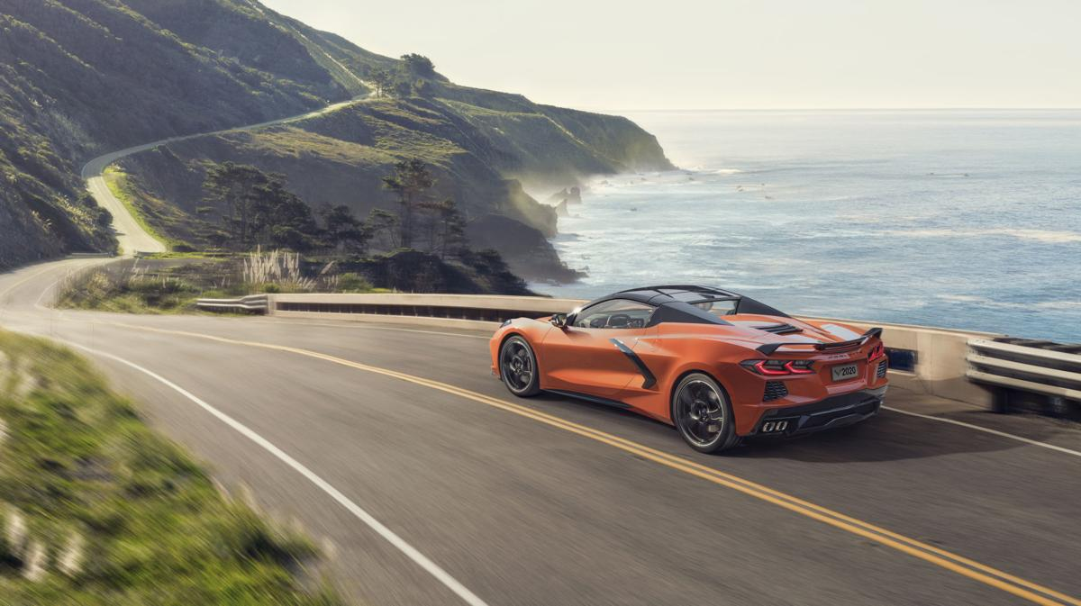 North American Car of the Year: Chevrolet Corvette