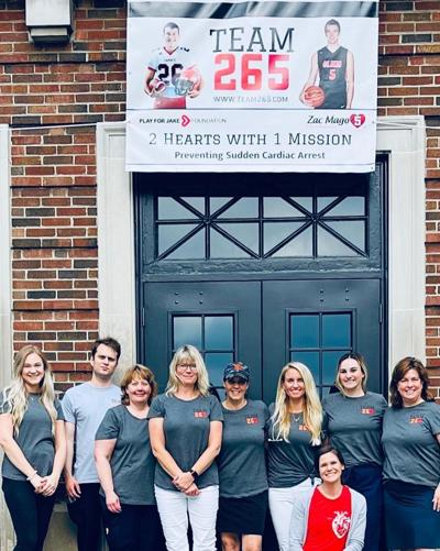 Play for Jake and Zac Mago foundations conduct heart screenings for community