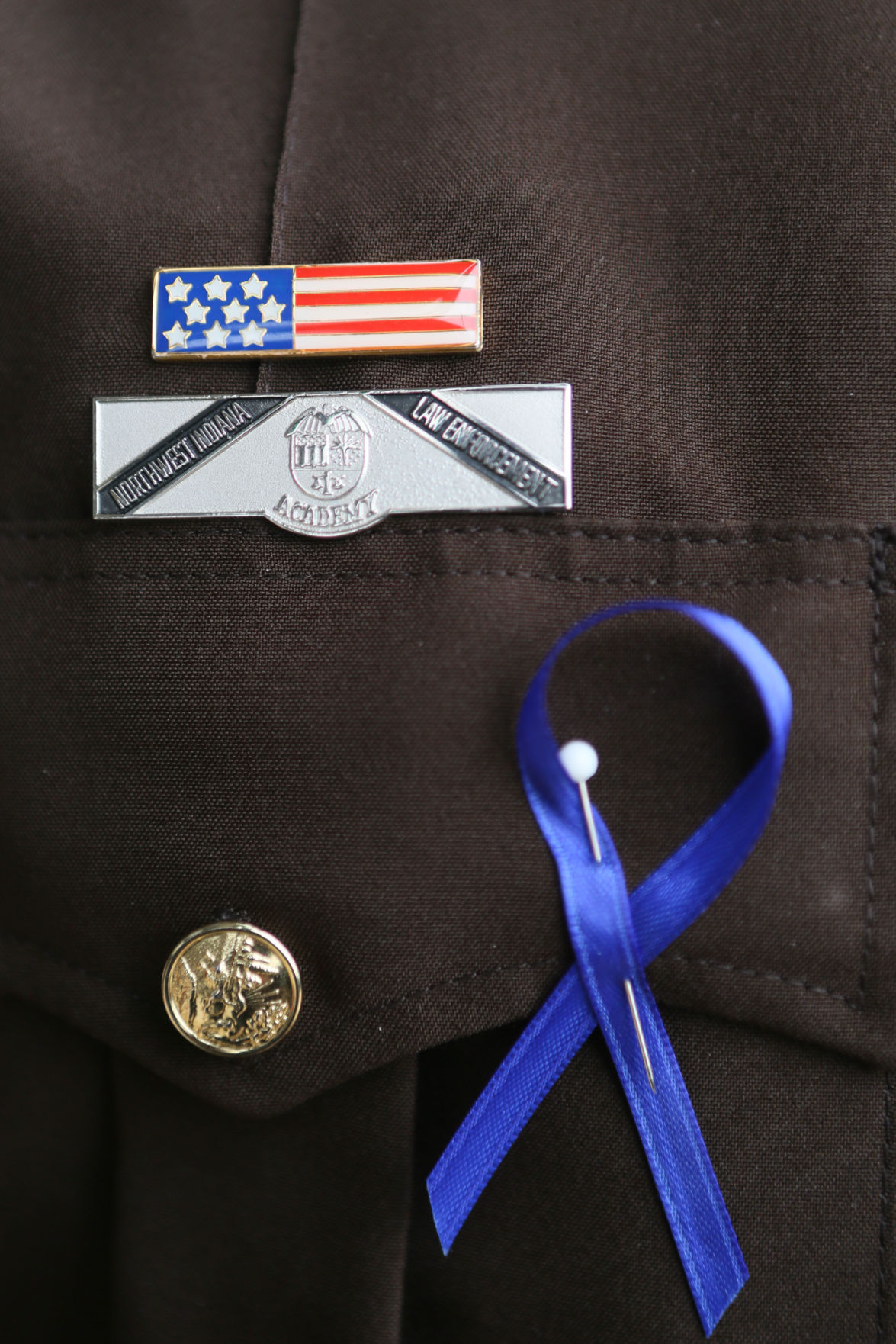 Fallen Officers Recognized Lake County News Nwitimes