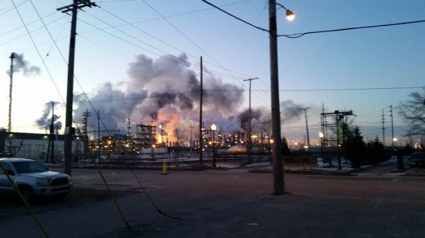 Near-miss BP Whiting Refinery in 2014 was almost deadly