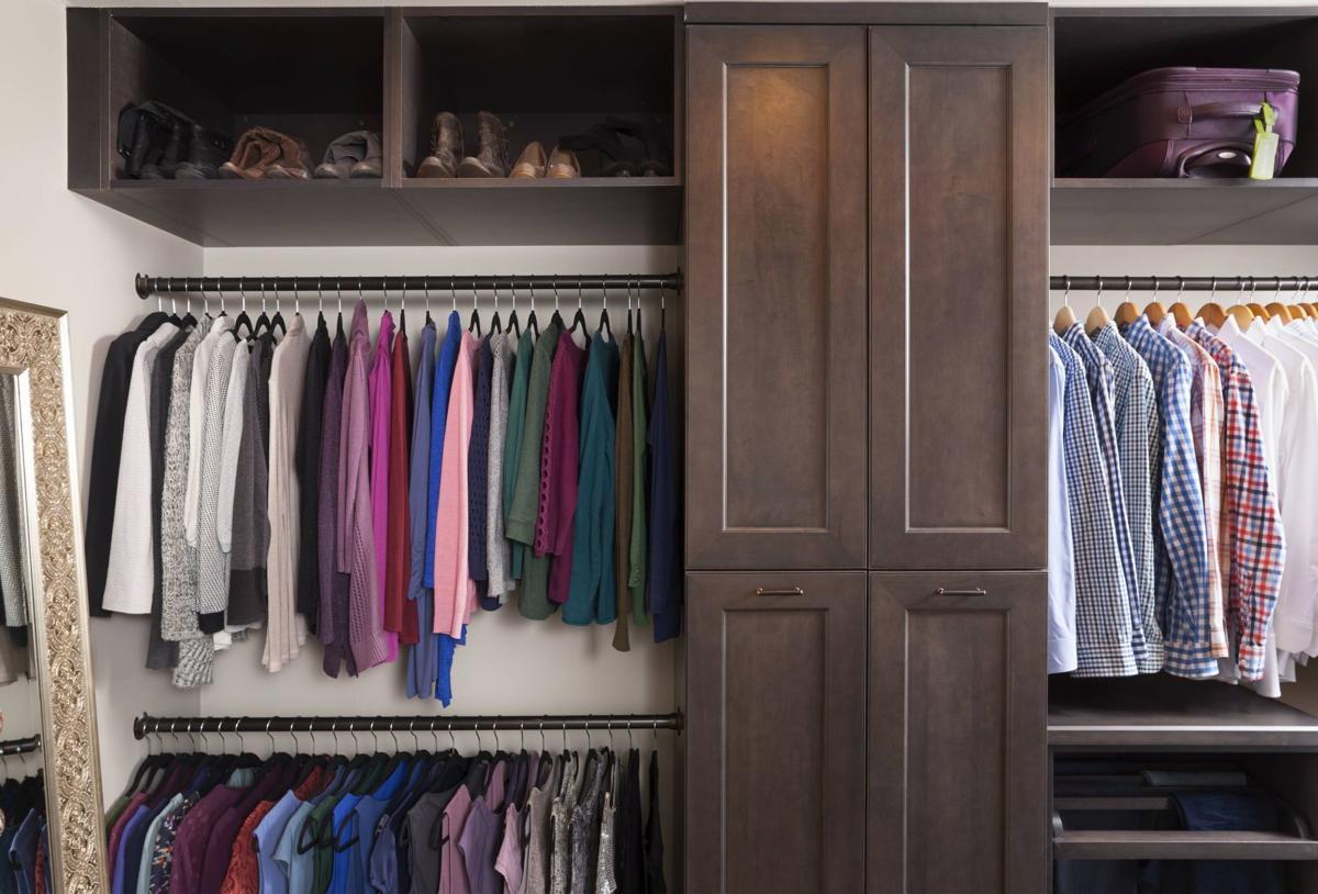 Homes Designer Closets