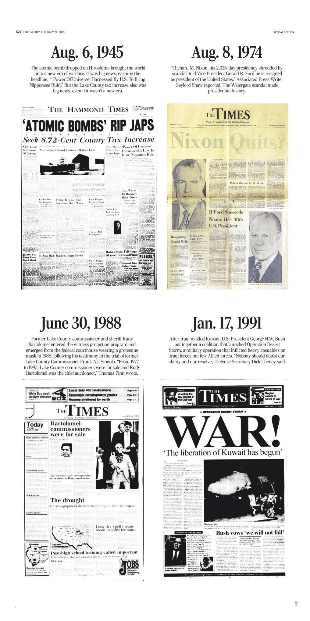 Historic Times