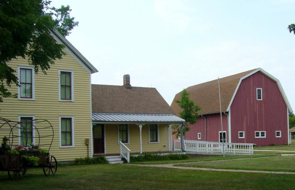 Portage has a rich history, continues to thrive
