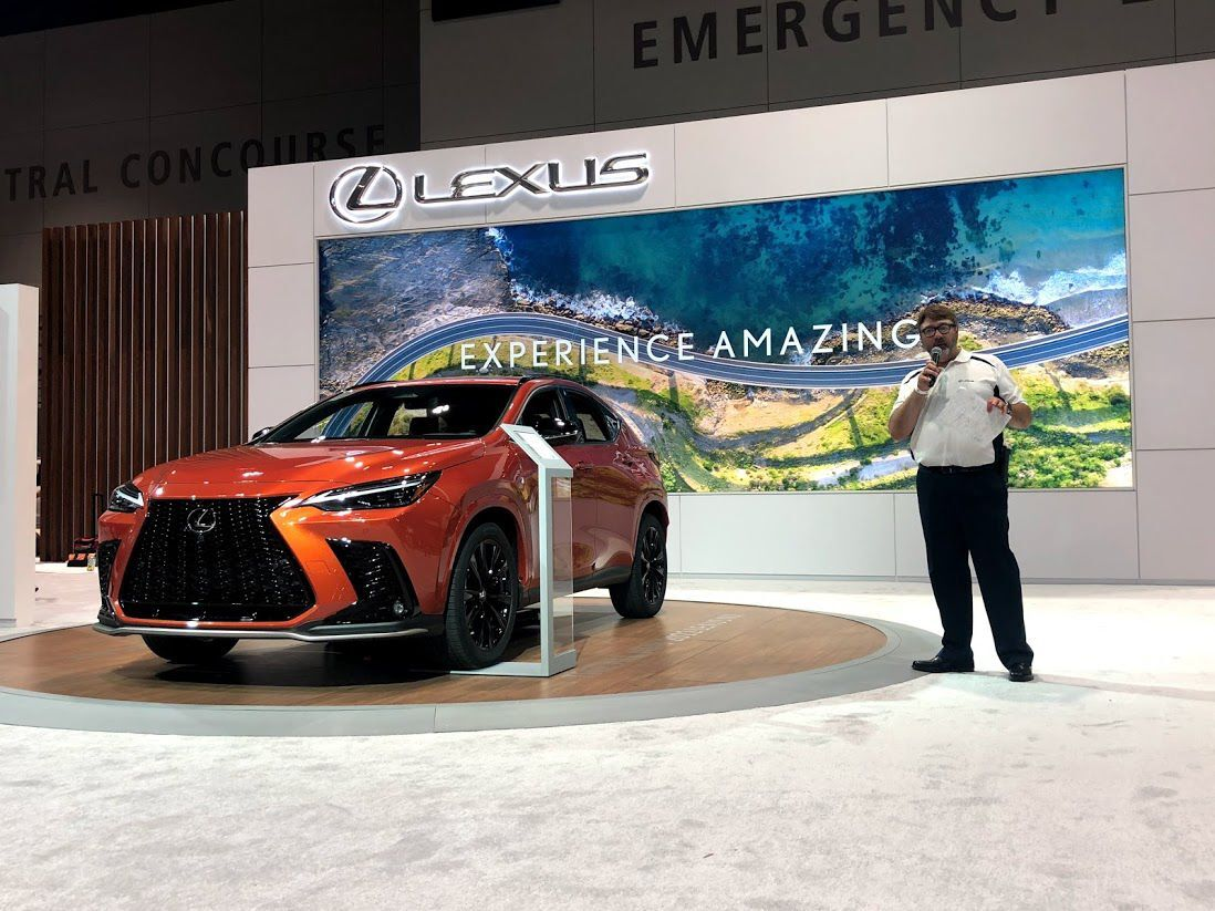 Chicago Auto Show roars back to McCormick Place