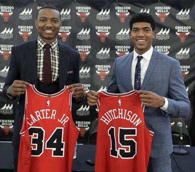 NBA Free Agency Bulls Basketball