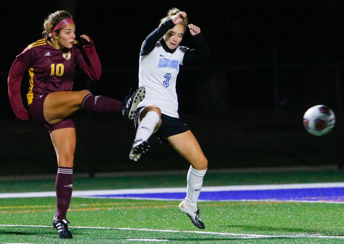 3A girls soccer regional final: Chesterton vs. South Bend St. Joseph