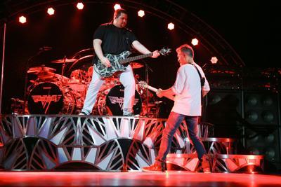 Eddie Van Halen, Wolfgang Van Halen, Van Halen