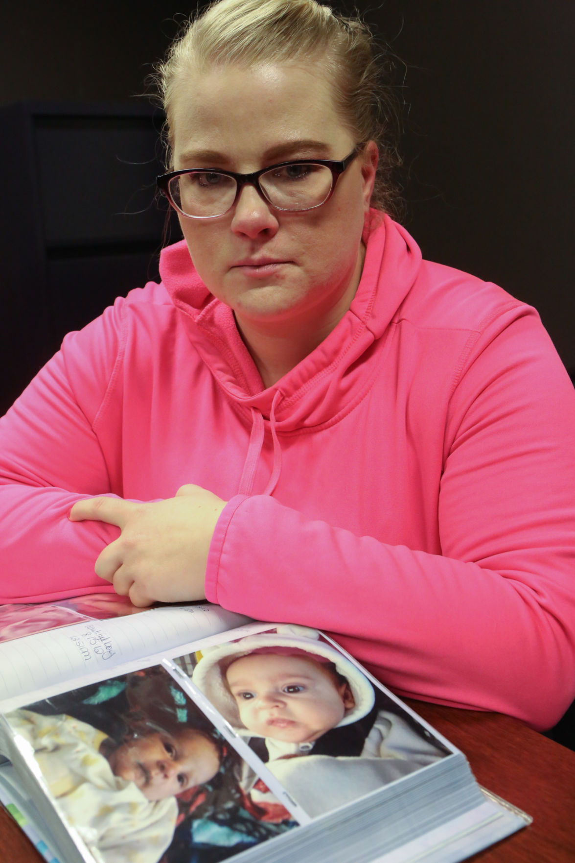 Tabitha Castaneda lost her 3-month-old son, Cesar Jr., in 2012.