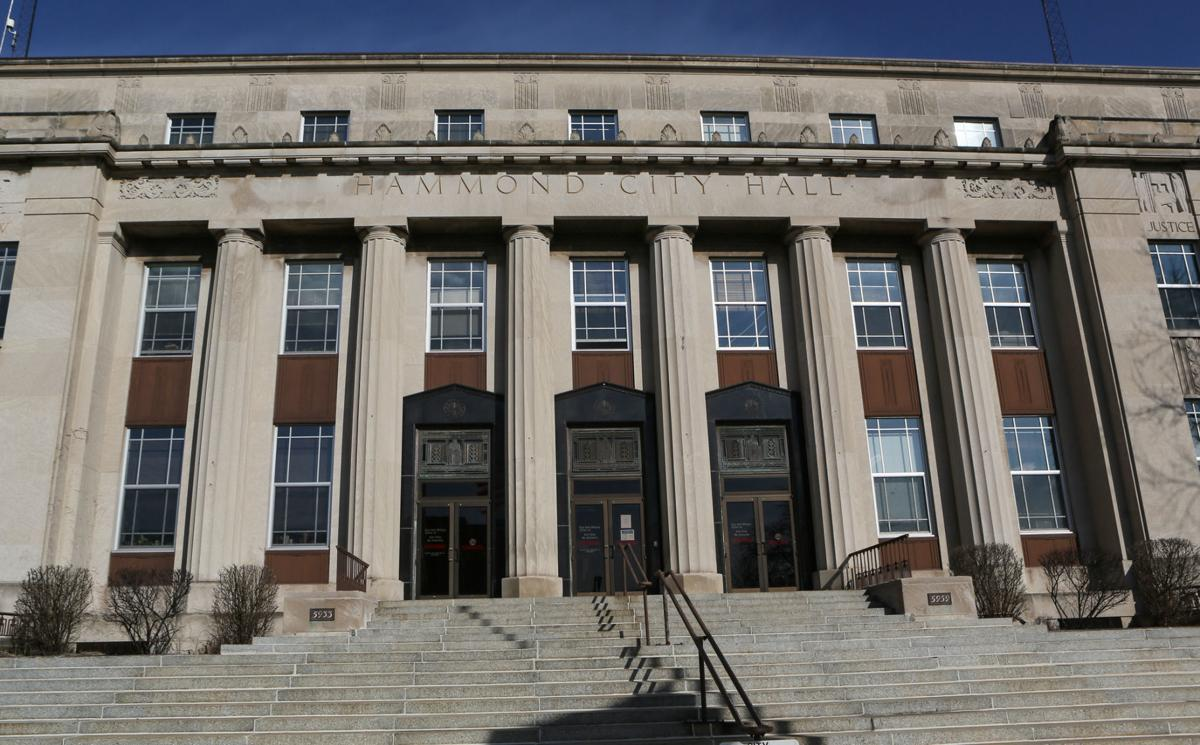 Hammond City Hall