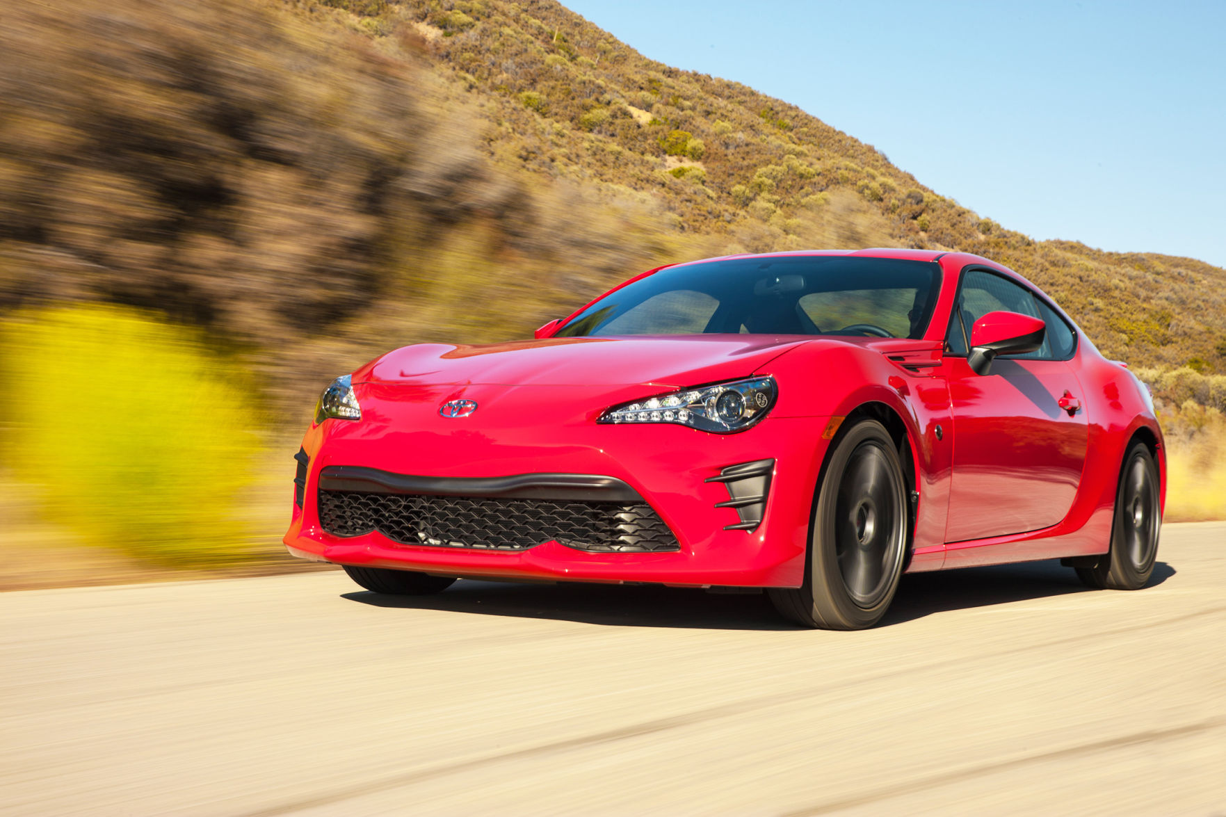 The 2017 Toyota 86, Which Was Known Last Year As The Scion FR S, Is A  Purpose Built Sports Car With Remarkable, Precise Handling That Makes The  Driver Feel ...