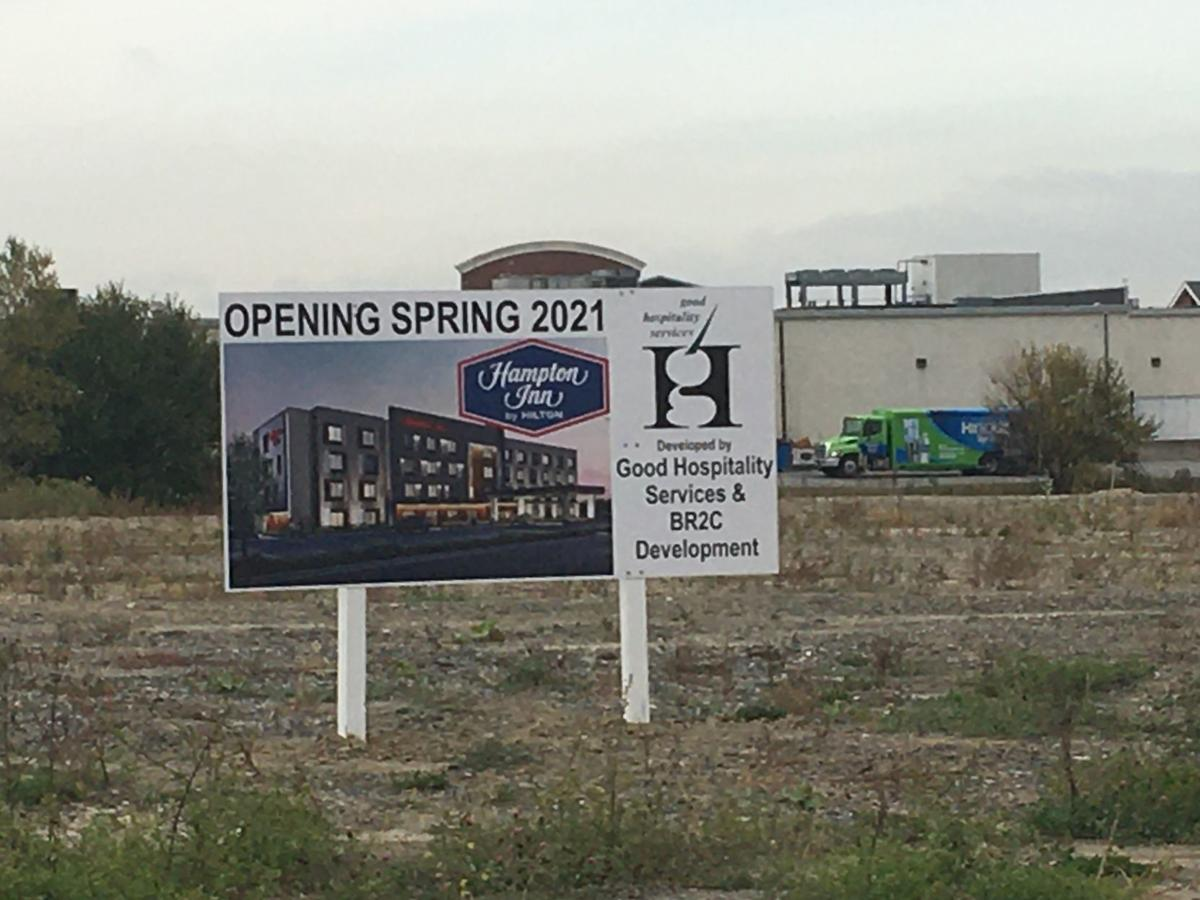 Hampton Inn moving into Crown Point