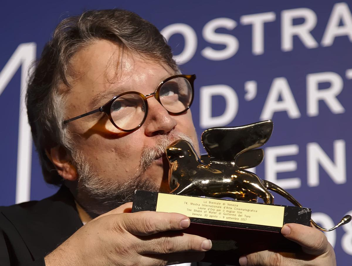 APTOPIX Italy Venice Film Festival Awards Ceremony Photo Call