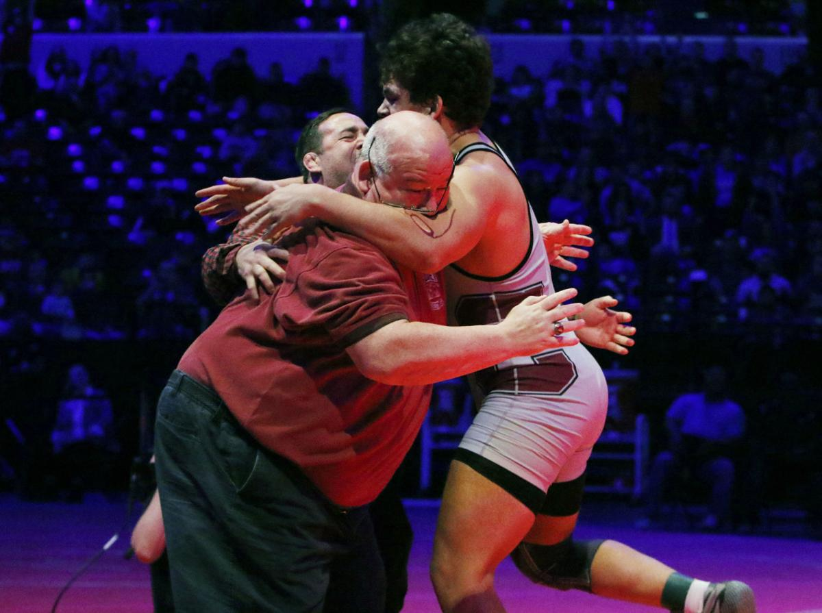 Wrestling State Finals