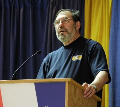 USW president retiring, new leadership taking over