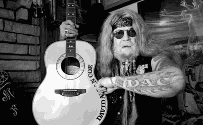 David Allen Coe to play The Room in Highland
