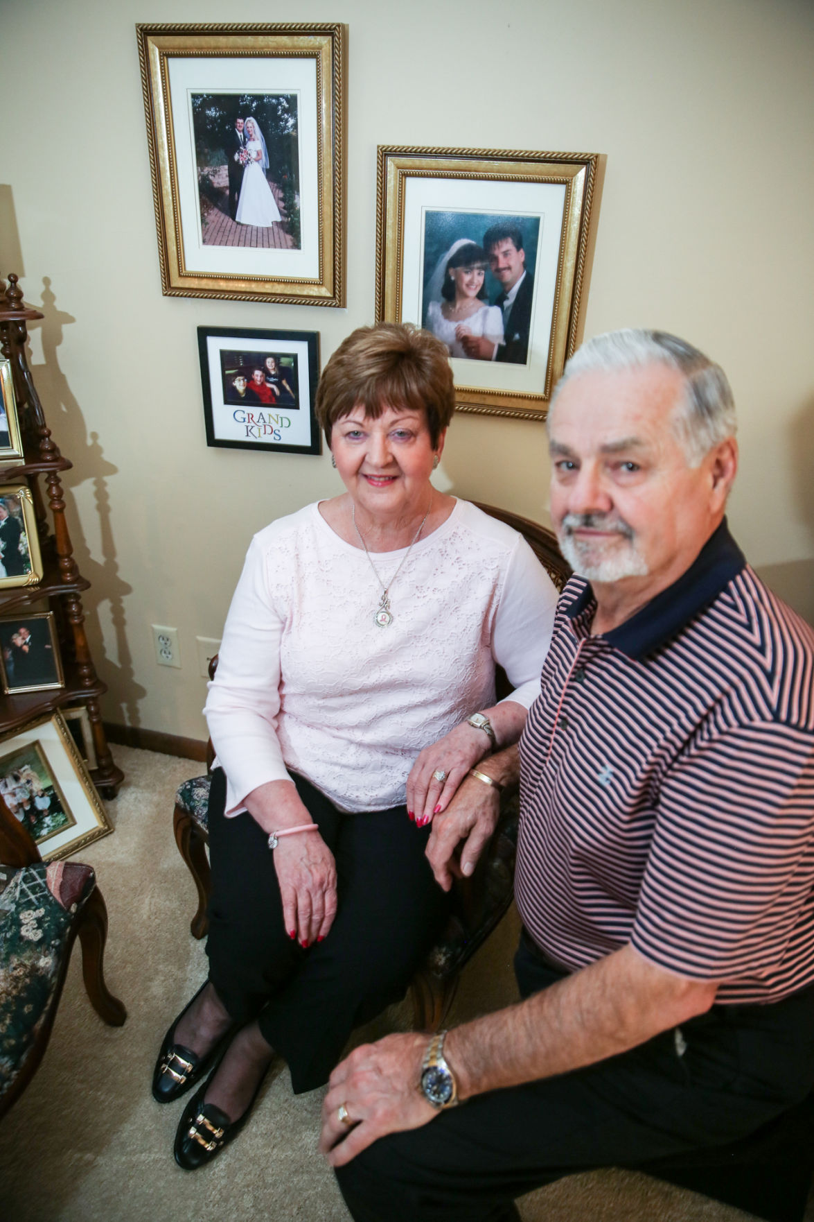 Donna Szabo, 71, survived breast cancer in 1984
