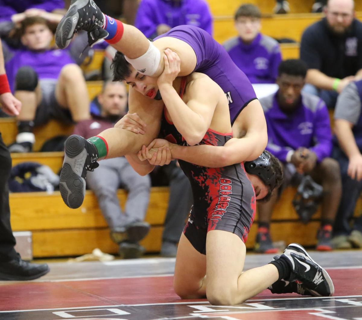 East Chicago wrestling sectional