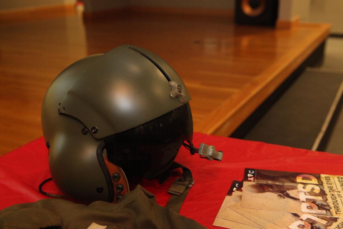 PTSD: Through the eyes of a door gunner